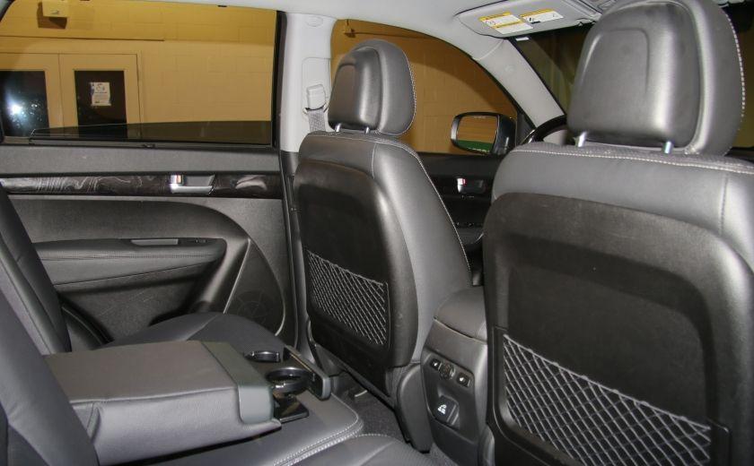 2014 Kia Sorento EX V6 AWD AUTO A/C CUIR CAMERA RECUL #23