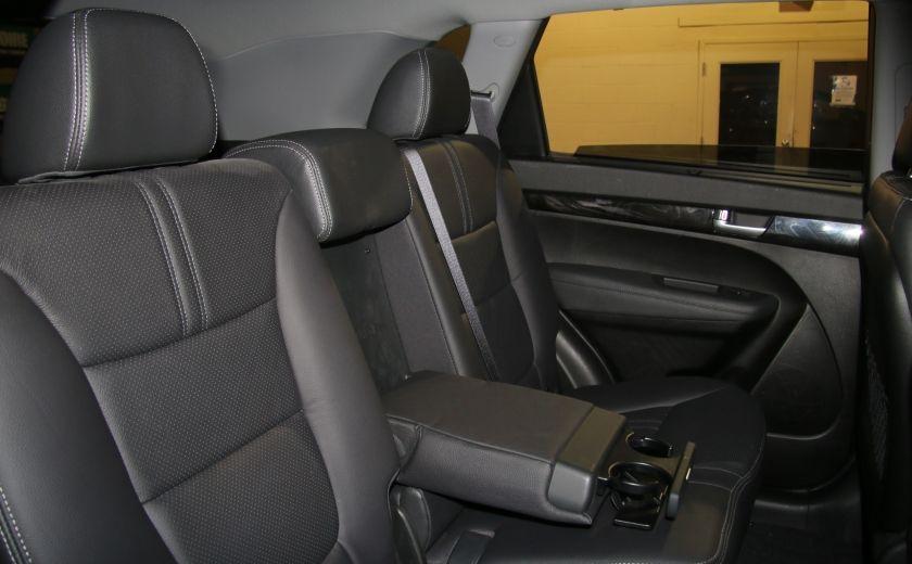 2014 Kia Sorento EX V6 AWD AUTO A/C CUIR CAMERA RECUL #24