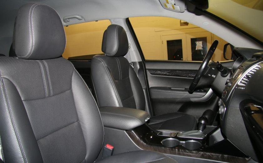 2014 Kia Sorento EX V6 AWD AUTO A/C CUIR CAMERA RECUL #27
