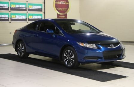 2013 Honda Civic LX A/C TOIT MAGS BLUETOOTH #0