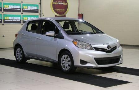 2013 Toyota Yaris CE BAS KILOS in Trois-Rivières