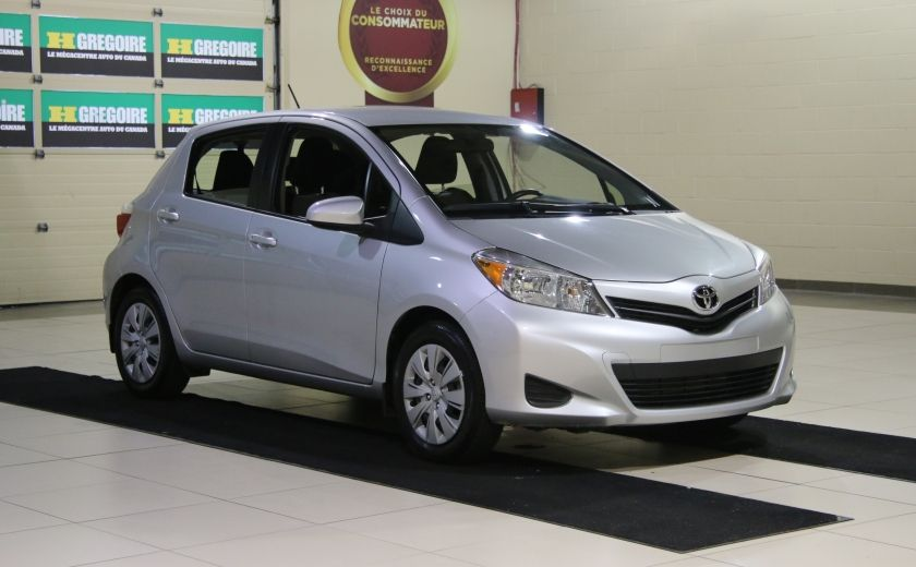 2013 Toyota Yaris CE BAS KILOS #0