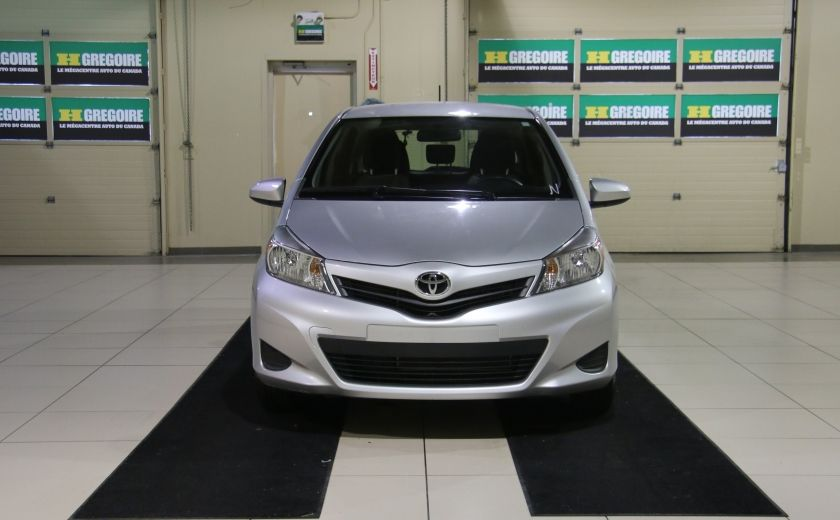2013 Toyota Yaris CE BAS KILOS #1
