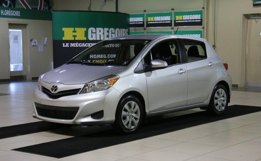 2013 Toyota Yaris CE BAS KILOS #2