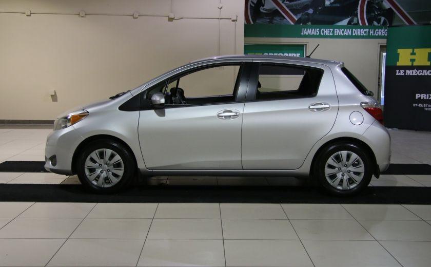 2013 Toyota Yaris CE BAS KILOS #3