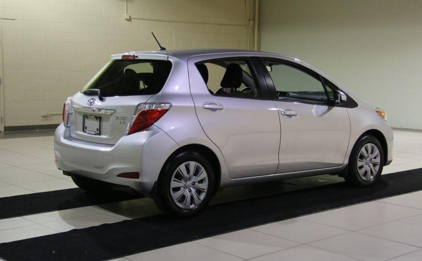 2013 Toyota Yaris CE BAS KILOS #6
