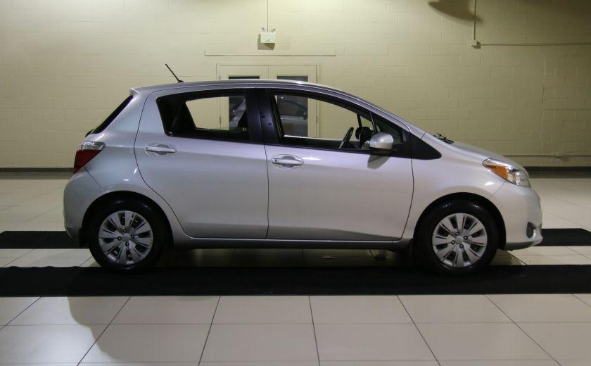2013 Toyota Yaris CE BAS KILOS #7