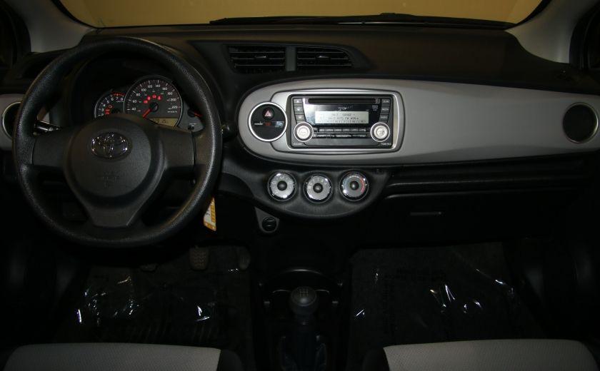 2013 Toyota Yaris CE BAS KILOS #10