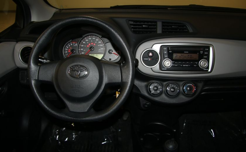 2013 Toyota Yaris CE BAS KILOS #11