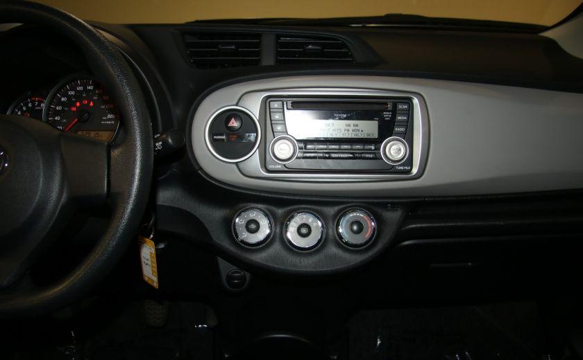 2013 Toyota Yaris CE BAS KILOS #13