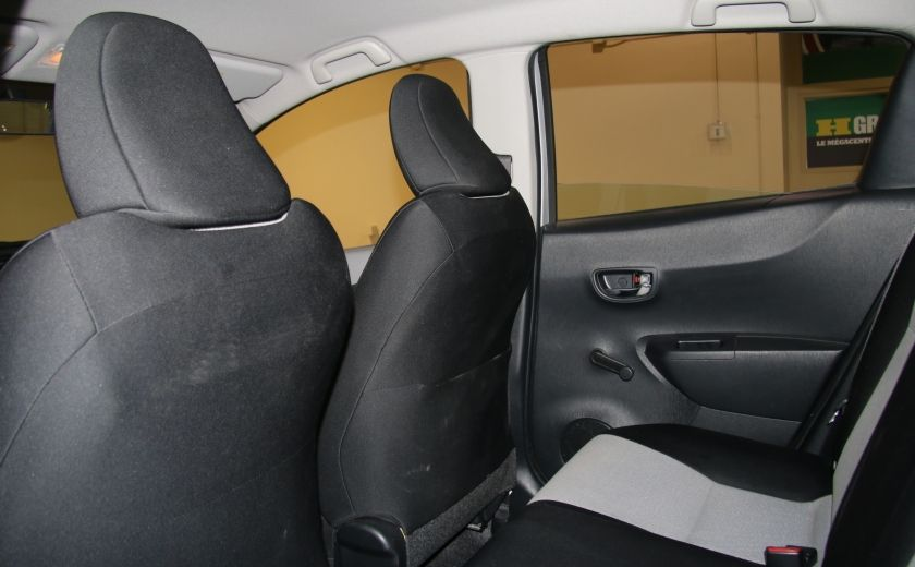 2013 Toyota Yaris CE BAS KILOS #14