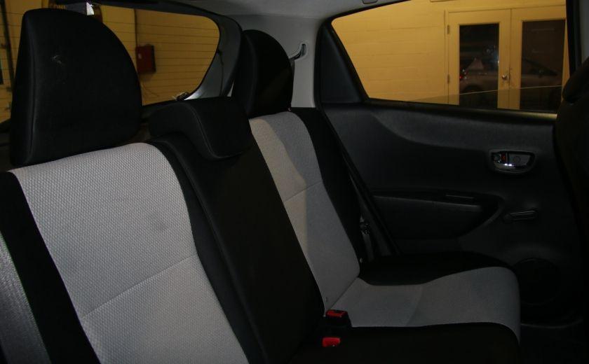 2013 Toyota Yaris CE BAS KILOS #17