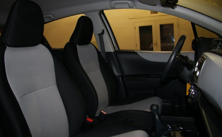 2013 Toyota Yaris CE BAS KILOS #20