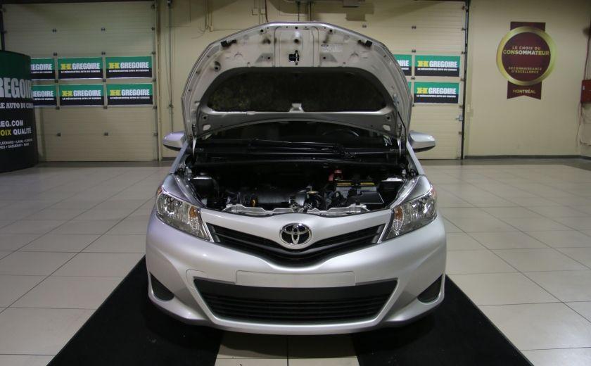 2013 Toyota Yaris CE BAS KILOS #22