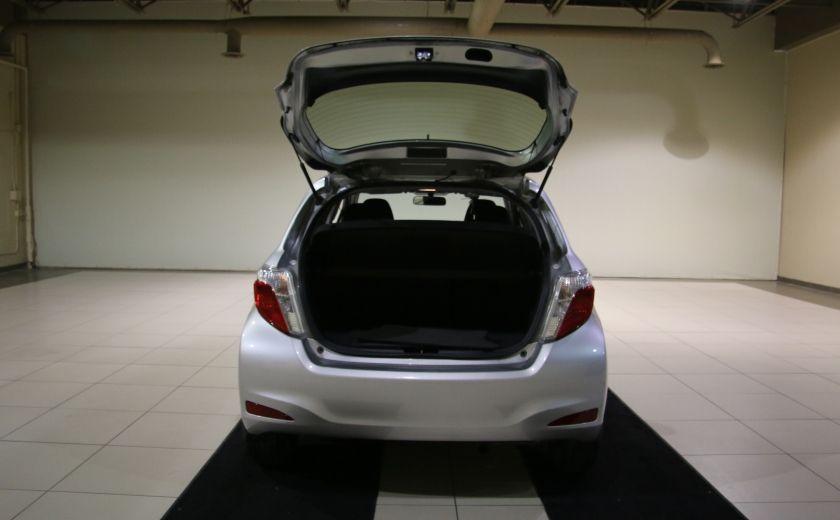 2013 Toyota Yaris CE BAS KILOS #23