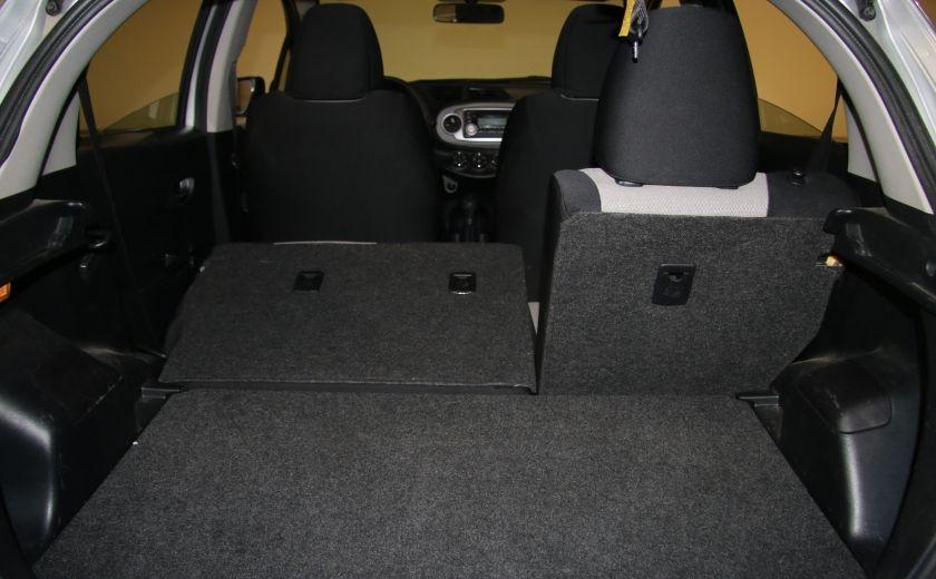 2013 Toyota Yaris CE BAS KILOS #25
