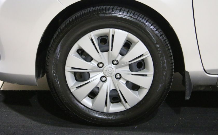 2013 Toyota Yaris CE BAS KILOS #26