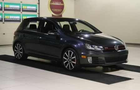 2013 Volkswagen Golf 5dr HB DSG AUTOMATIQUE A/C MAGS BLUETHOOT CUIR in Brossard