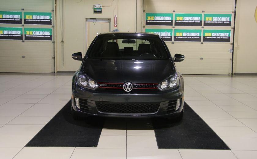 2013 Volkswagen Golf 5dr HB DSG AUTOMATIQUE A/C MAGS BLUETHOOT CUIR #1