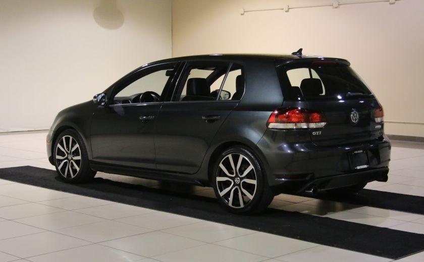 2013 Volkswagen Golf 5dr HB DSG AUTOMATIQUE A/C MAGS BLUETHOOT CUIR #4
