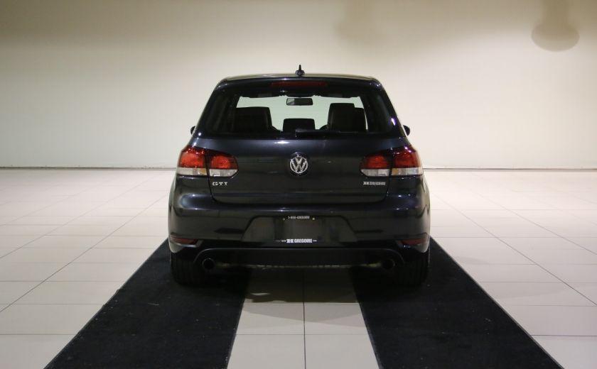2013 Volkswagen Golf 5dr HB DSG AUTOMATIQUE A/C MAGS BLUETHOOT CUIR #5