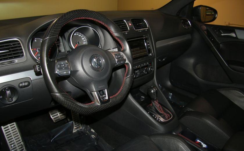 2013 Volkswagen Golf 5dr HB DSG AUTOMATIQUE A/C MAGS BLUETHOOT CUIR #8
