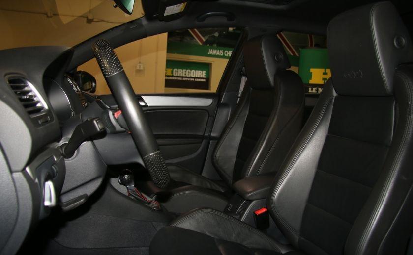 2013 Volkswagen Golf 5dr HB DSG AUTOMATIQUE A/C MAGS BLUETHOOT CUIR #9