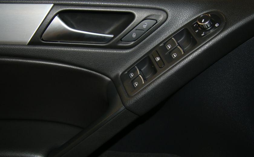 2013 Volkswagen Golf 5dr HB DSG AUTOMATIQUE A/C MAGS BLUETHOOT CUIR #10
