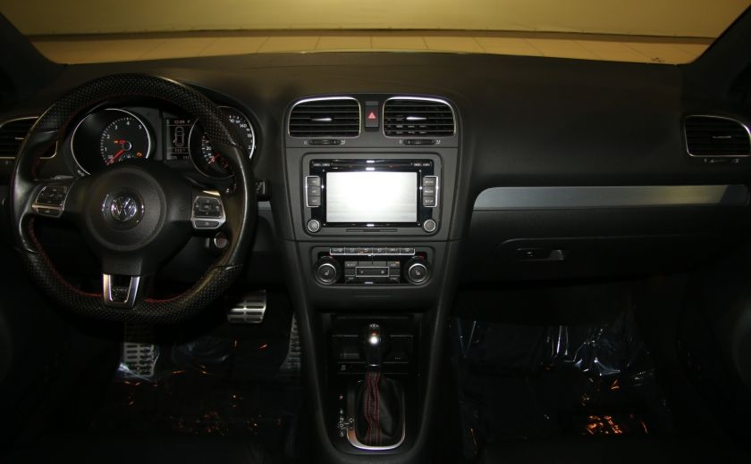 2013 Volkswagen Golf 5dr HB DSG AUTOMATIQUE A/C MAGS BLUETHOOT CUIR #13
