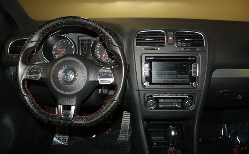 2013 Volkswagen Golf 5dr HB DSG AUTOMATIQUE A/C MAGS BLUETHOOT CUIR #14