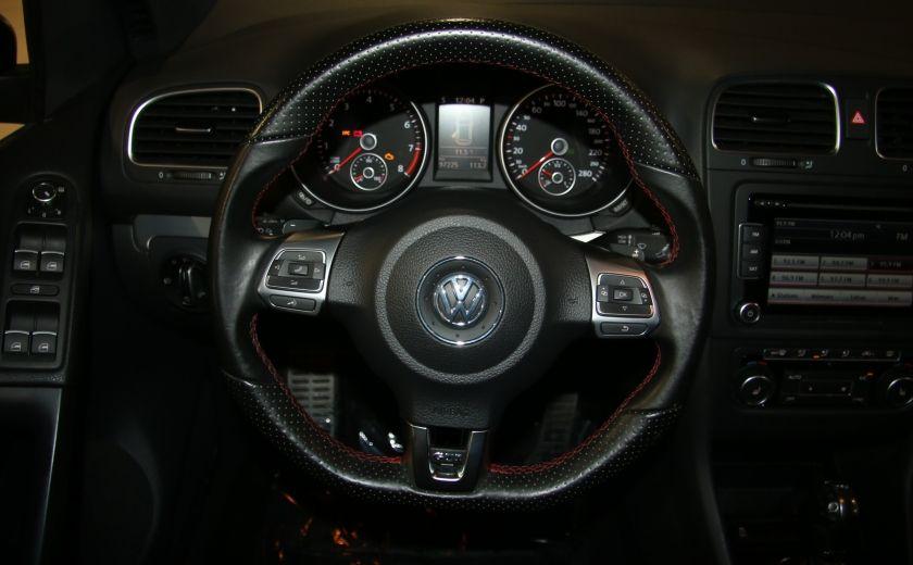 2013 Volkswagen Golf 5dr HB DSG AUTOMATIQUE A/C MAGS BLUETHOOT CUIR #15