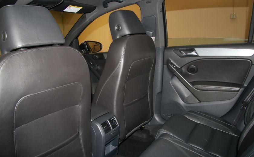 2013 Volkswagen Golf 5dr HB DSG AUTOMATIQUE A/C MAGS BLUETHOOT CUIR #19