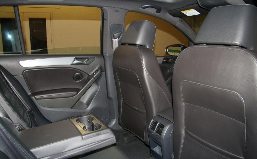 2013 Volkswagen Golf 5dr HB DSG AUTOMATIQUE A/C MAGS BLUETHOOT CUIR #21