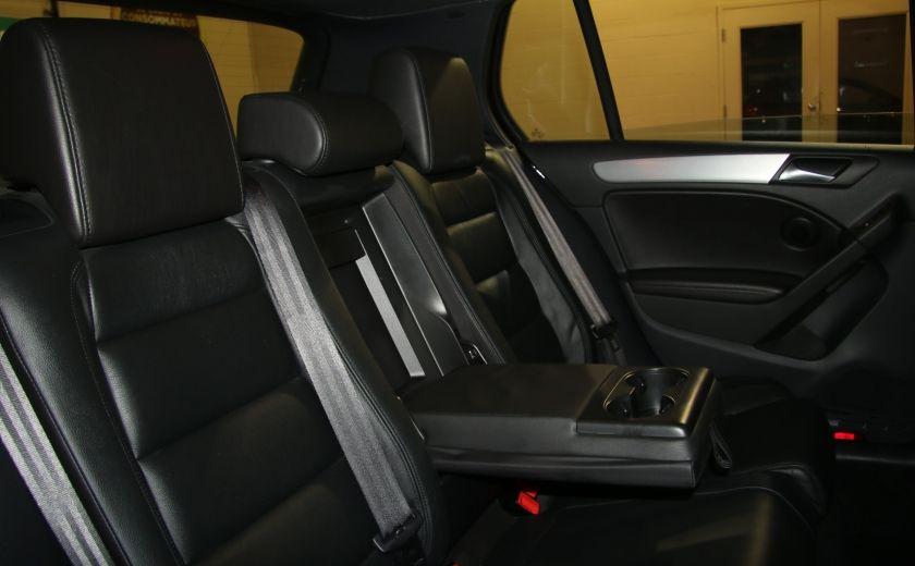 2013 Volkswagen Golf 5dr HB DSG AUTOMATIQUE A/C MAGS BLUETHOOT CUIR #22