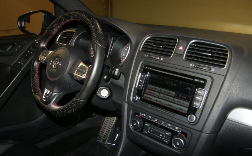 2013 Volkswagen Golf 5dr HB DSG AUTOMATIQUE A/C MAGS BLUETHOOT CUIR #24