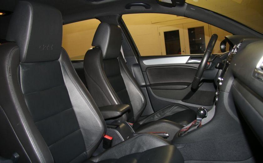 2013 Volkswagen Golf 5dr HB DSG AUTOMATIQUE A/C MAGS BLUETHOOT CUIR #25