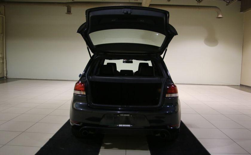 2013 Volkswagen Golf 5dr HB DSG AUTOMATIQUE A/C MAGS BLUETHOOT CUIR #28