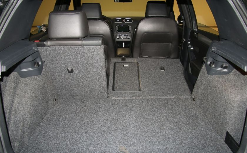 2013 Volkswagen Golf 5dr HB DSG AUTOMATIQUE A/C MAGS BLUETHOOT CUIR #30