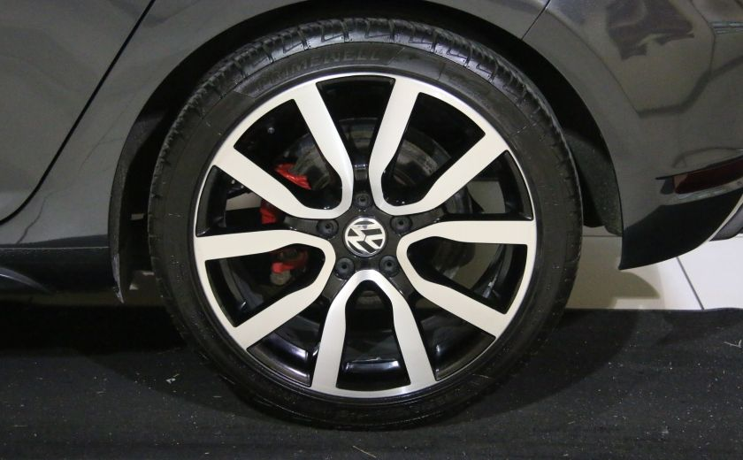 2013 Volkswagen Golf 5dr HB DSG AUTOMATIQUE A/C MAGS BLUETHOOT CUIR #31