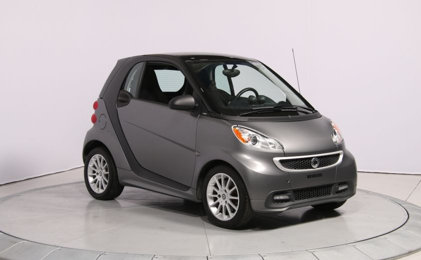 2013 Smart Fortwo Passion AUTO A/C MAGS #0