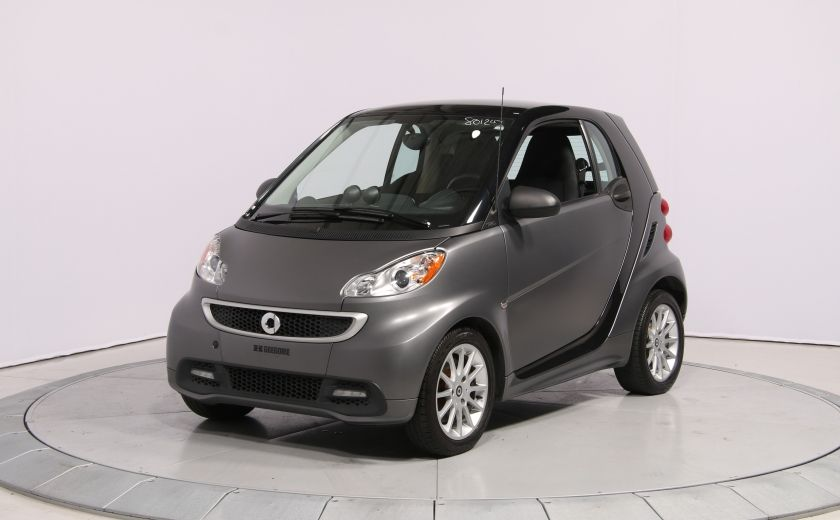 2013 Smart Fortwo Passion AUTO A/C MAGS #2