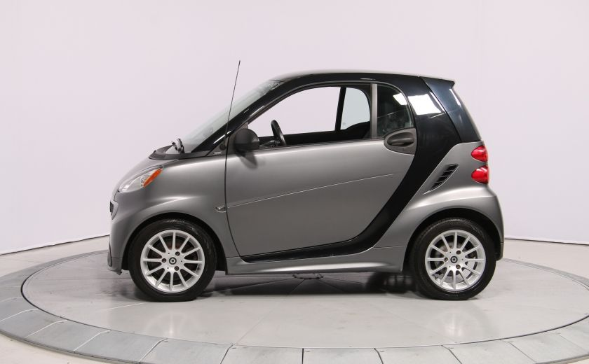 2013 Smart Fortwo Passion AUTO A/C MAGS #3