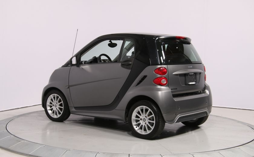 2013 Smart Fortwo Passion AUTO A/C MAGS #4