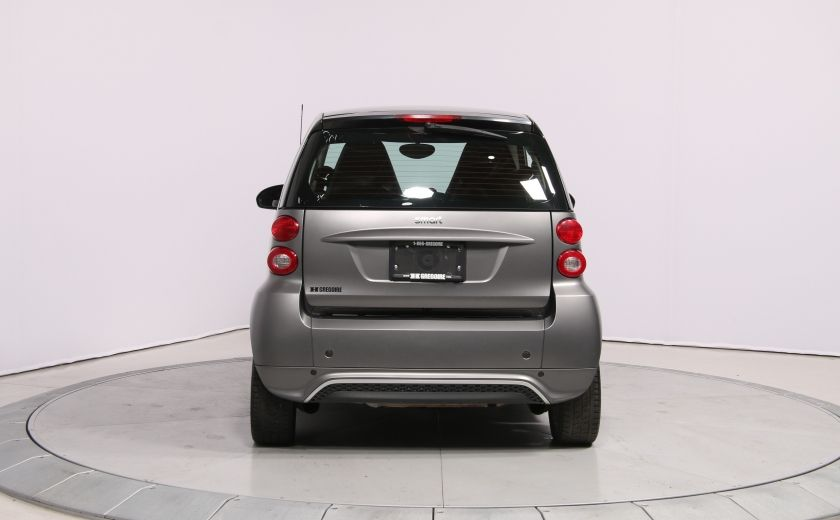 2013 Smart Fortwo Passion AUTO A/C MAGS #5