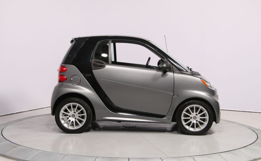 2013 Smart Fortwo Passion AUTO A/C MAGS #7