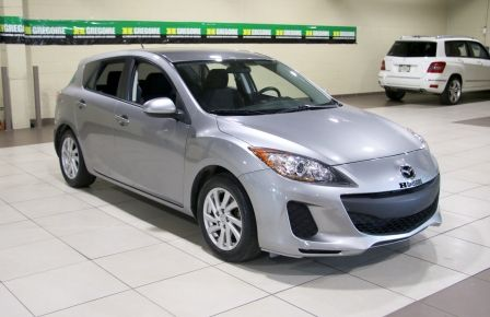 2012 Mazda 3 GX in Drummondville