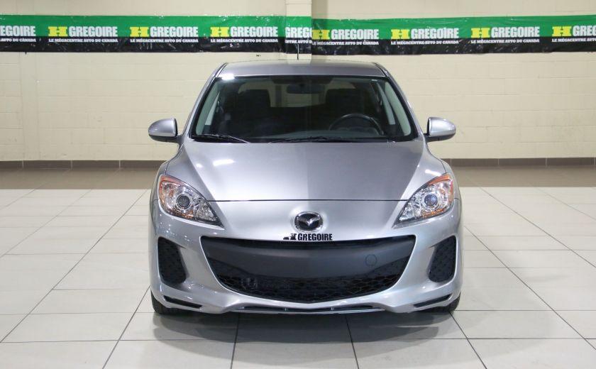 2012 Mazda 3 GX #1