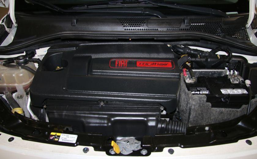 2013 Fiat 500 Lounge AUTOMATIQUE A/C MAGS BLUETHOOT CUIR #24