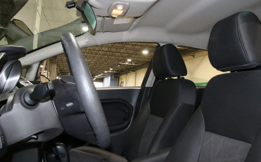 2013 Ford Fiesta SE AUTOMATIQUE A/C #9