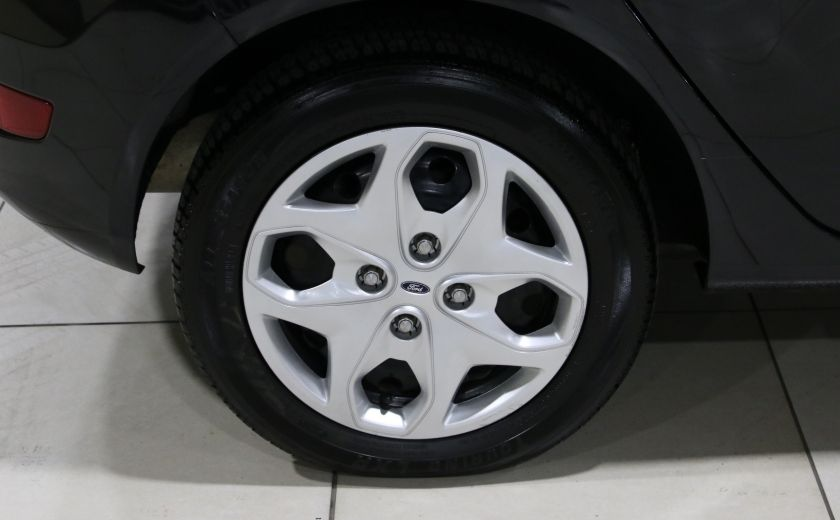 2013 Ford Fiesta SE AUTOMATIQUE A/C #27